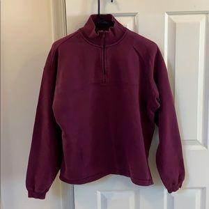 Patagonia Midweight Zip SWEATSHIRT Sweater S M